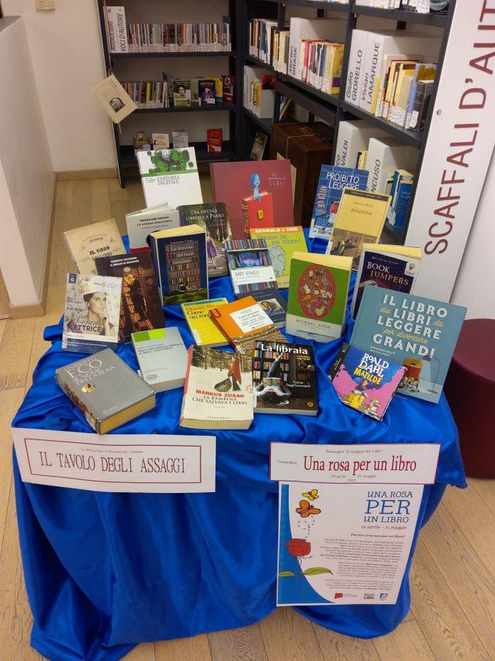 Provincia di Siena, Poggibonsi: 'Assaggi' di libri per grandi e piccini alla BibliotecaComunale