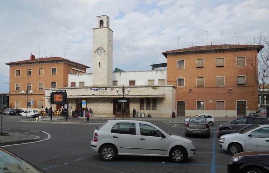Provincia di Siena, Minaccia persone e poliziotti alla stazione ferroviaria di Poggibonsi: Arrestato unpregiudicato
