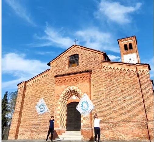 Palio di Asti, Comitato palio Borgo Viatosto: Il Borgo dedica un video allaripartenza
