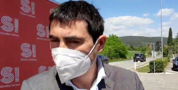 """Siena, Gsk, Fratoianni: """"Non produrre a Rosia i vaccini anti Covid è unparadosso"""""""