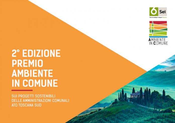 Siena: Sviluppo sostenibile, 'Ambiente in Comune' premia le amministrazioni piùvirtuose