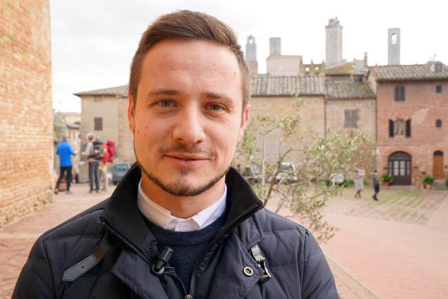 Provincia di Siena: Sergio Kuzmanovic lascia dopo cinque anni la segreteria del PD di SanGimignano
