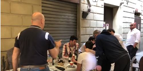 Siena: Oggi 08/05 si torna a cantare nei vicoli della nostracittà