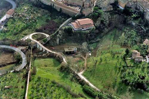 Siena: Valle di Follonica, nasce il percorsopedonale