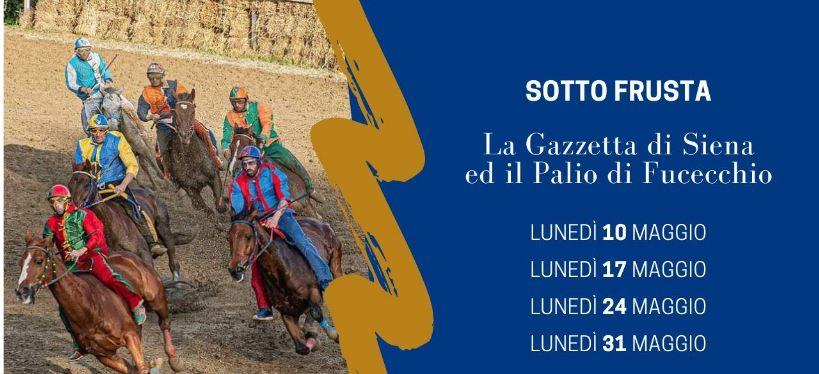 Palio di Fucecchio: 10-17-24-31/05 La Gazzetta di Siena ed il Palio di Fucecchio, conduce EleonoraMainò