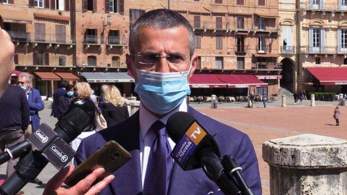 """Palio di Siena, Marrocchesi Marzi: """"Carriera Straordinaria? Parola alleContrade"""""""