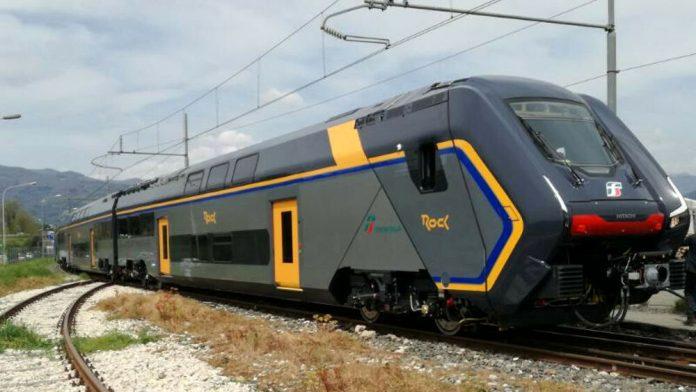Toscana: Trenitalia, entra in servizio il quinto trenoRock