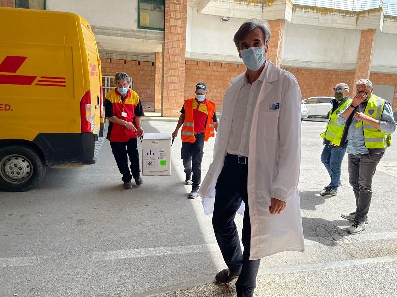 Provincia di Siena: Da oggi l'ospedale Nottola riceve direttamente le forniture diPfizer