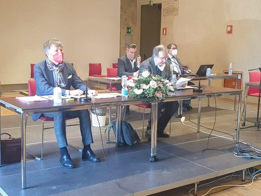 Siena: Covid e futuro, il consiglio rimane aperto e si aggiorna alla prossimasettimana