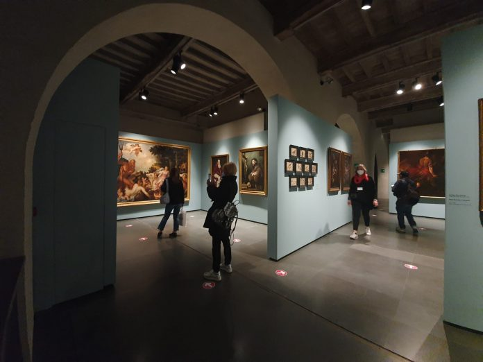 """Siena, Riunita la collezione Piccolomini Spannocchi al Santa Maria, De Mossi: """"Destinatiall'eccellenza"""""""
