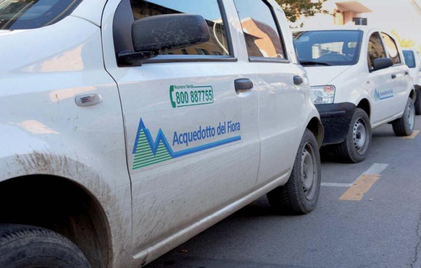Provincia di Siena: Chiusdino, lavori di manutenzione alla reteidrica