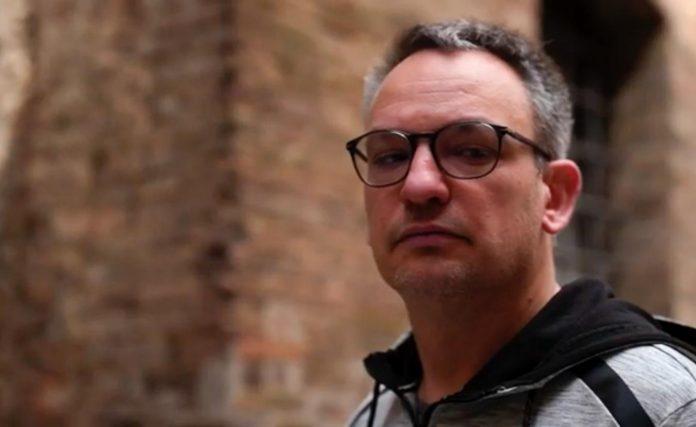 Siena, Il Filo di Arianna: 'Diecimila passi nella bellezza', quando il direttore va suSky
