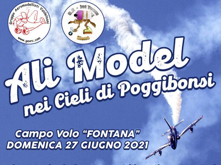 """Provincia di Siena: Aerei ed elicotteri pronti al decollo, torna """"Ali Model nei Cieli di Poggibonsi"""""""