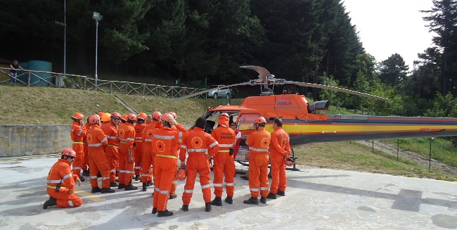 Toscana: Al via la campagna antincendi boschivi per l'estate2021