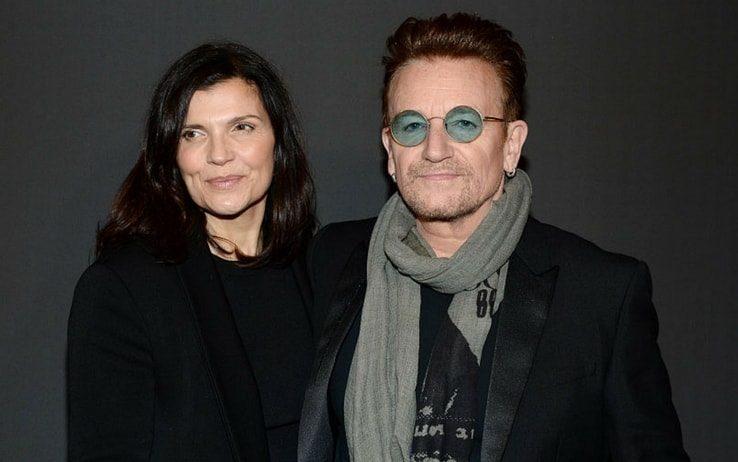 Siena: Bono Vox mangia italiano e beveBrunello