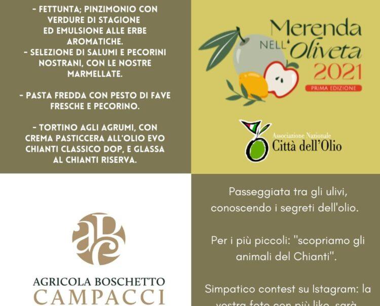 Provincia di Siena, Castelnuovo: Domenica 27 giugno a Merendanell'Oliveta