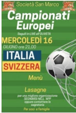 Siena, Contrada della Chiocciola: 16/06 Campionati Europei all'Oliveta
