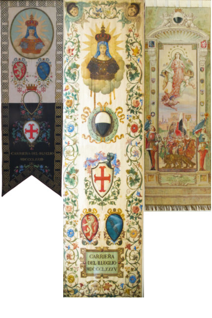 Siena, Contrada della Chiocciola: Importante campagna di restauri al patrimonio storico dellaContrada