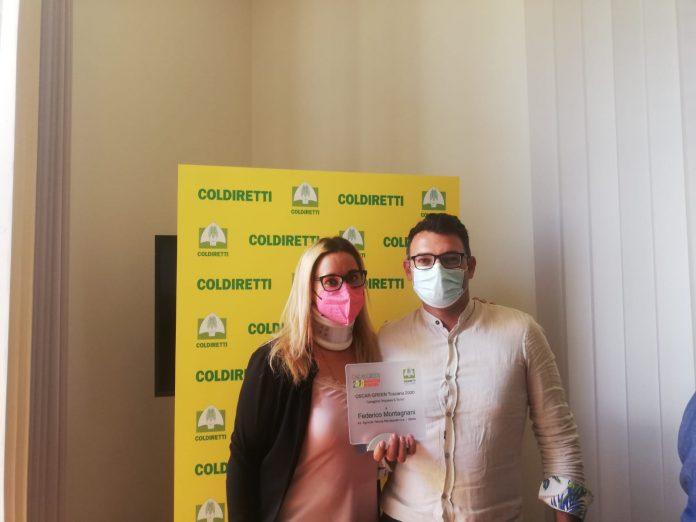 Provincia di Siena, Coldiretti premia le idee innovative dei giovani toscani: Sul podio anche un imprenditore di SanGimignano