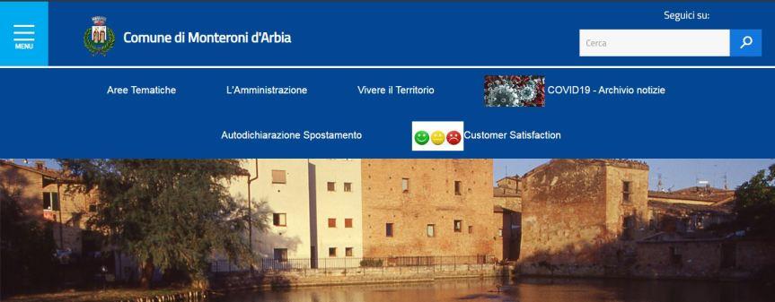Provincia di Siena: Monteroni d'Arbia, Anagrafe a casa, con il servizio di certificazionedigitale