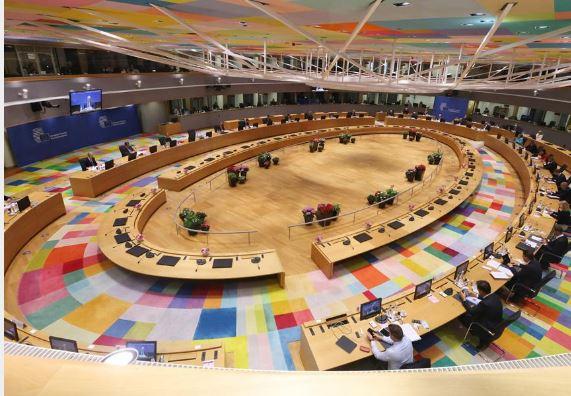 Italia: Consiglio europeo del 24-25giugno