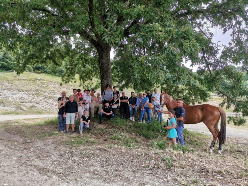 Palio di Siena: La Selva abbracciaRemorex