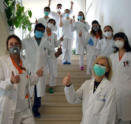 Siena: La soddisfazione di Giani per la riattiviazione dei posti letto all'ospedale leScotte