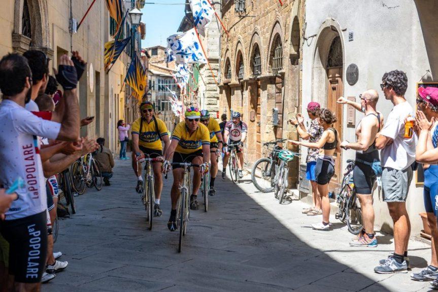 """Provincia di Siena, Eroica Montalcino, Brocci: """"E' ripartito tutto, un flusso di emozioni felicementecontrollato"""""""