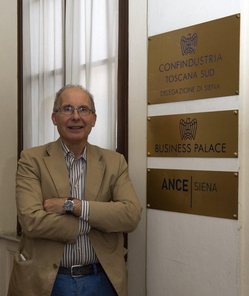 Siena: Boom dell'edilizia e il cantiere diventadigitale