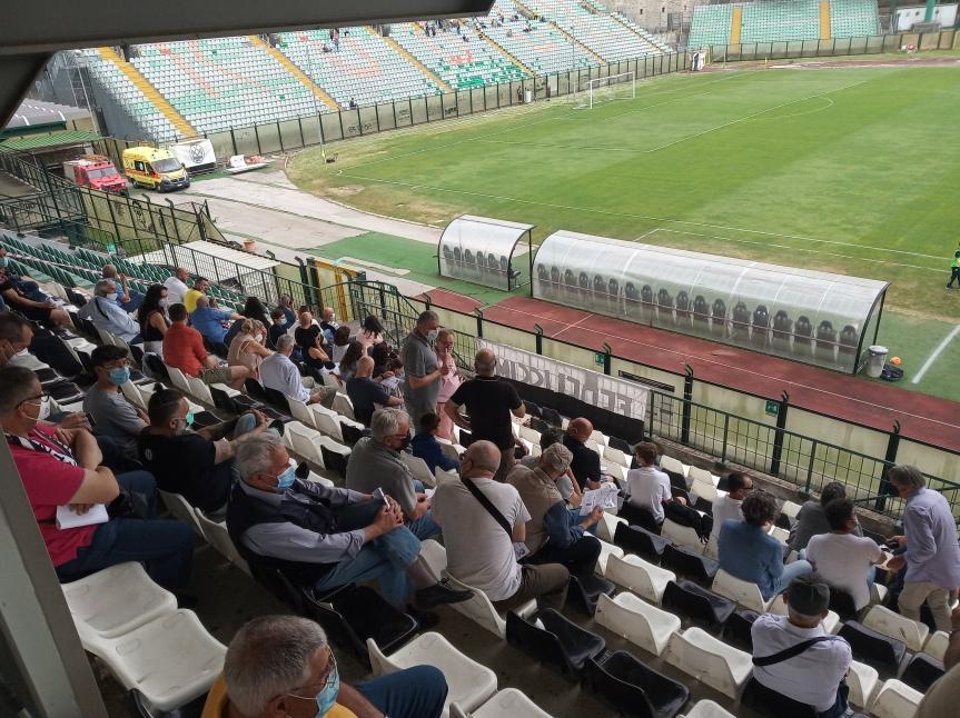 Siena, Acn Siena: Oggi 06/06 i bianconeri stesi dal Montevarchi1-3