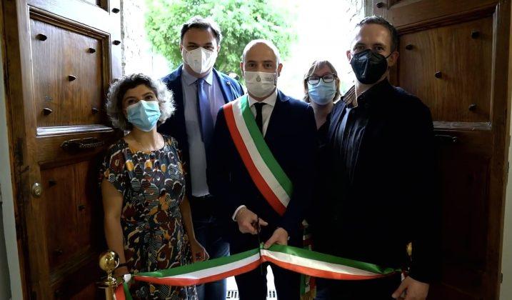 Provincia di Siena: San Gimignano, inaugurata una nuova sede per l'Urp e i ServiziDemografici