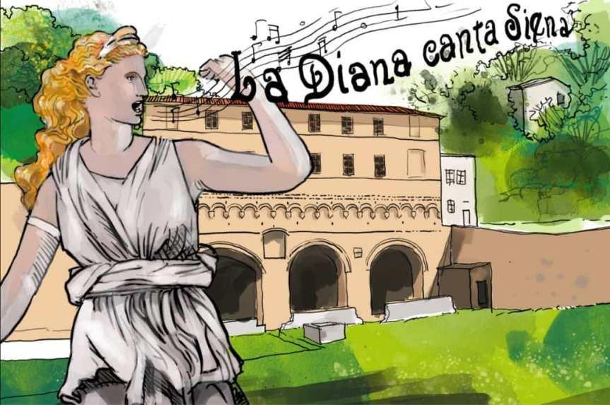 "Siena: 24/06 ""La Diana canta Siena"" alle Fonti diPescaia"
