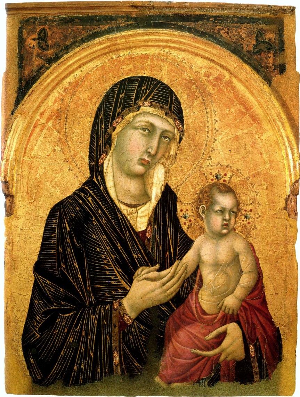 Siena: Mostra dedicata all'arte senese al Museo Puškin diMosca