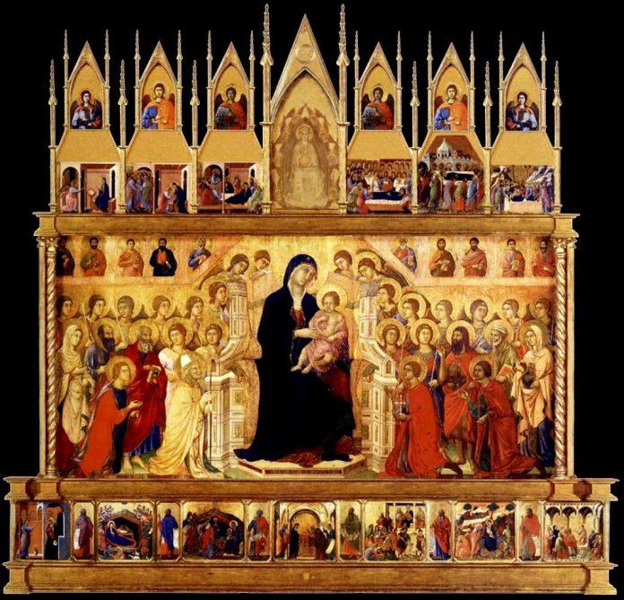 Siena, La Maestà di Duccio: Non un dipinto ma una preghiera per la nostracittà
