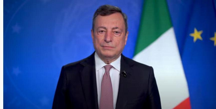 Italia: Il Presidente Draghi ha incontrato il segretario PdLetta