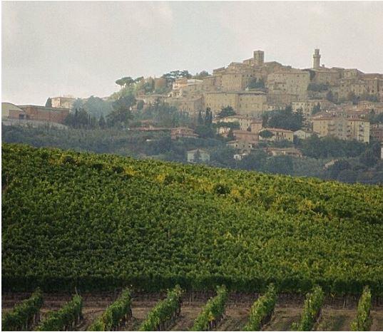 Provincia di Siena: Frescobaldi compra la tenuta di Cragnotti aMontepulciano