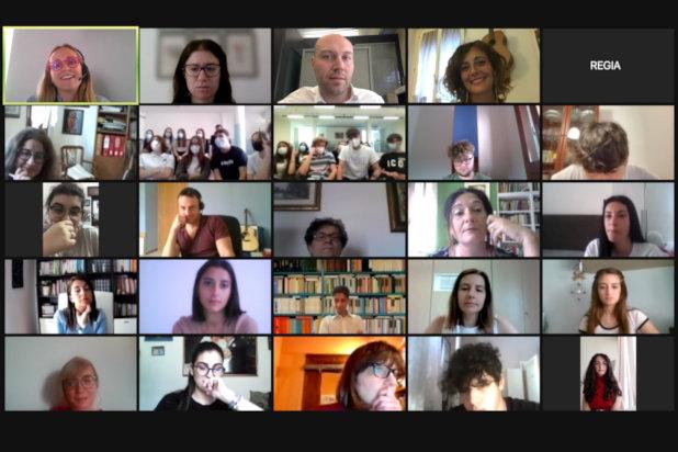 Provincia d iSiena, Prosegue il progetto Mps Scuola-lavoro: Gli studenti di Montepulciano immaginano la banca delfuturo