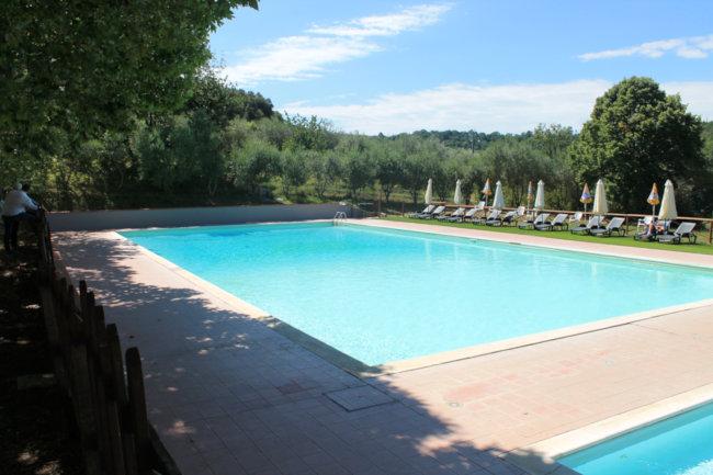 Provincia di Siena: La piscina comunale di Trequanda è pronta per l'estate2021