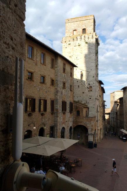Provincia di Siena, San Gimignano, Wi-Fi gratuito: Attivati 15 accesspoint