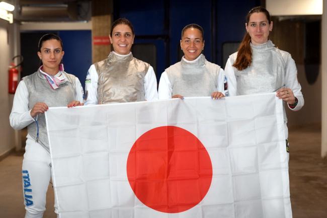 Siena: Scherma, prosegue la preparazione degli atleti senesi per le Olimpiadi diTokyo