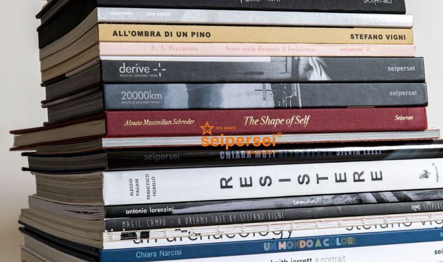 Siena: In Fortezza una mostra per i dieci anni della casa editriceSeipersei