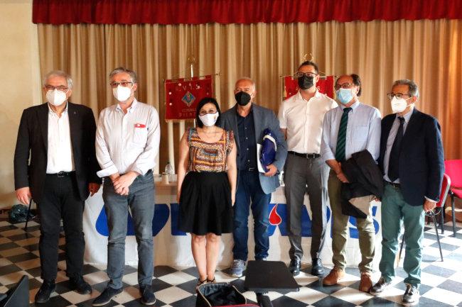 Provincia di Siena: Francesco Biagini nuovo presidente dell'Avis provinciale diSiena