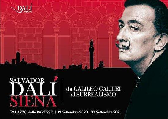 Siena: Dalí conquista la nostra città, la mostra prorogata al 7 gennaio2022