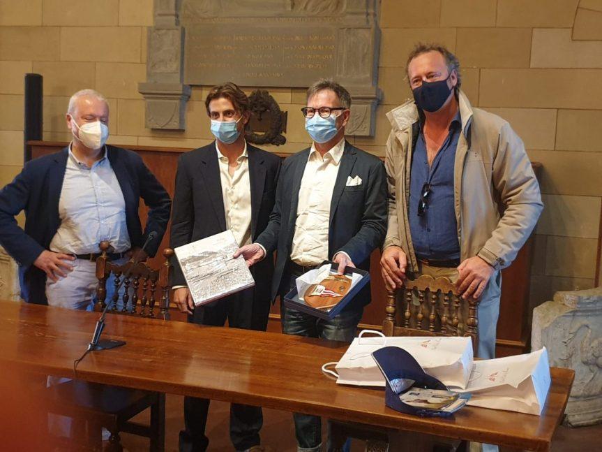 Siena: Delegazione monegasca in visita nella nostracittà