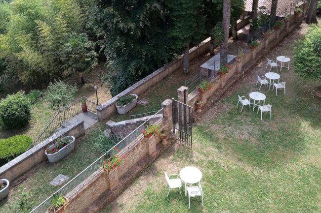 Siena: Il Terzo di San Martino, visita ai giardini delRefugio