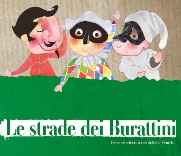 Siena: #LeStradedeiBurattini Alle Logge del Papa l'ultimo spettacolo del cartellone estivo dei Teatri diSiena