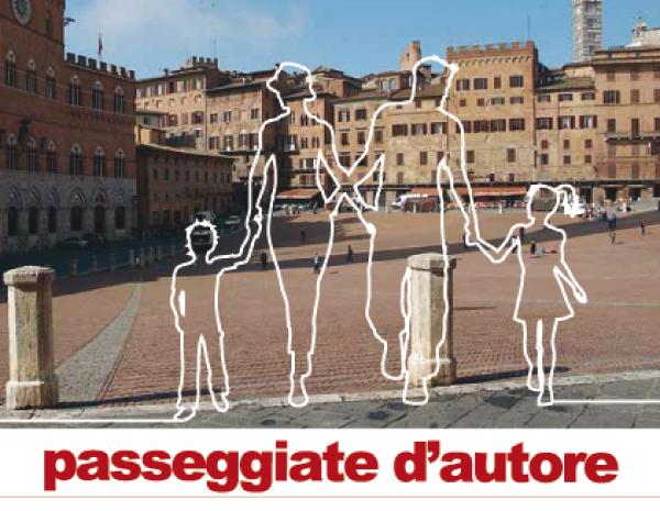Siena: Oggi 09/06 Passeggiate d'Autore fa tappa nella Contrada dellaTorre