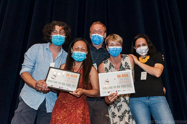 Siena: I vincitori di In-Box dal Vivo2021
