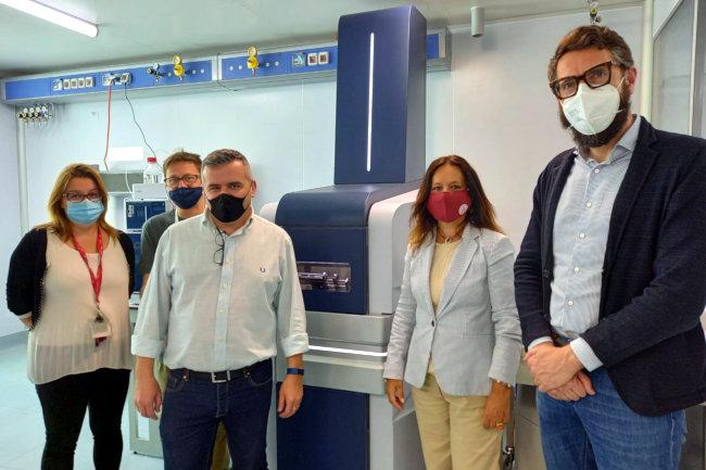 Siena: Università di Siena e TLS, al via nuovo laboratorio di spettrometria dimassa