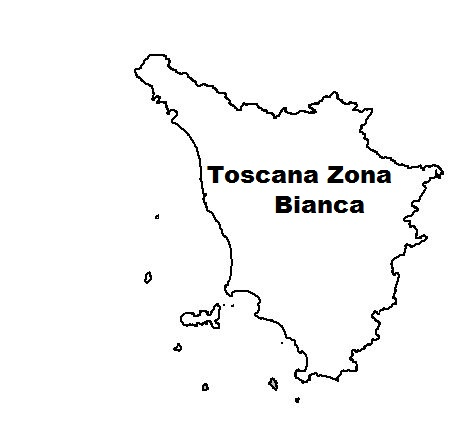 Toscana: Regione in zona bianca, numeri ok. Obbiettivo arrivarci inanticipo